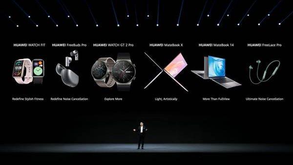 Huawei Unveils New MateBook X, MateBook 14, FreeBuds Pro, And Watch GT 2 Pro 4