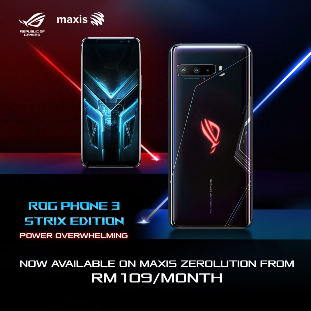 Asus ROG Phone 3 Strix Edition Now On Maxis Zerolution For RM109/Month 5