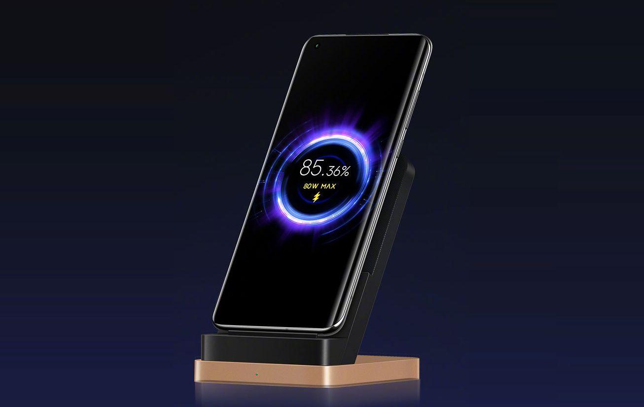 Xiaomi 80W Fast Wireless Charging