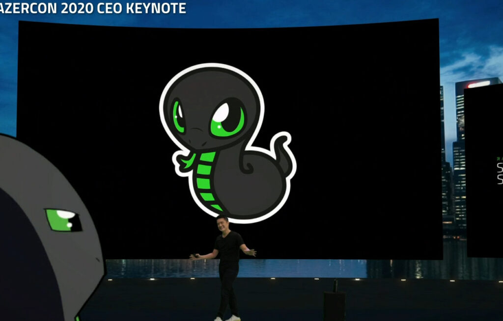 Meet Sneki Snek, Razer's New Chief Gaming Mascot That Helps save Trees 8