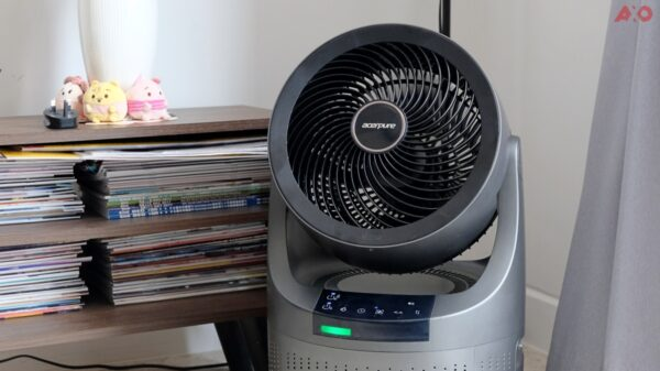 AcerPure Cool 2-In-1 Review: Keeping Your Home Both Clean And Cool 12