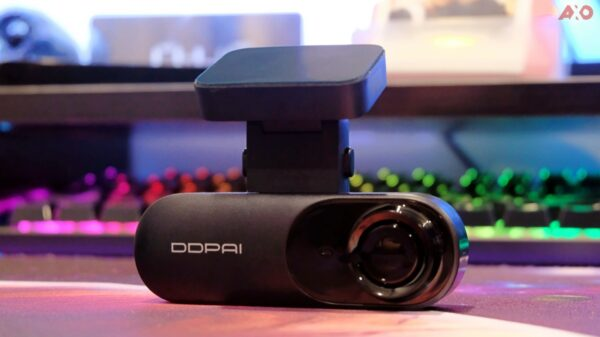 DDPai Mola N3 Dash Cam Review