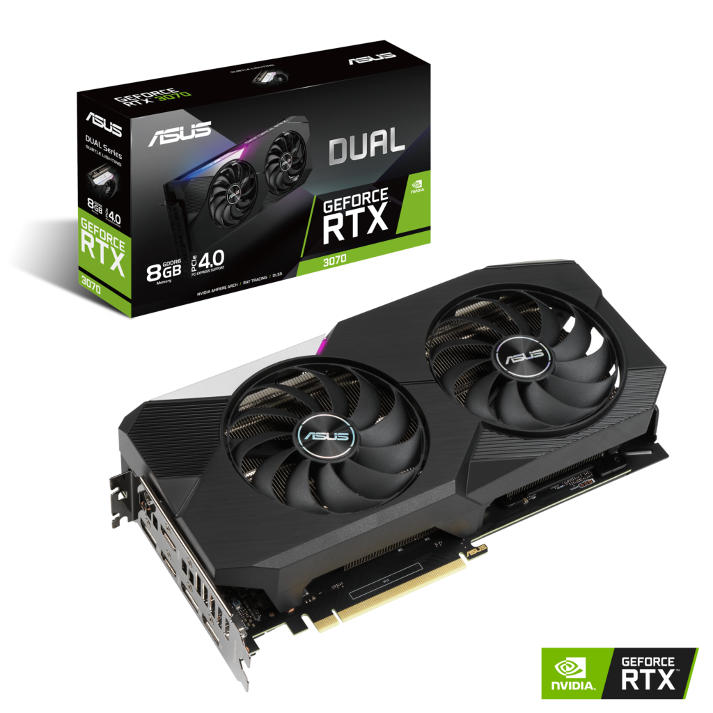 ASUS GeForce RTX 3070 Series GPUs Unveiled; ROG Strix, TUF Gaming and Dual Series Priced From RM2,699 12