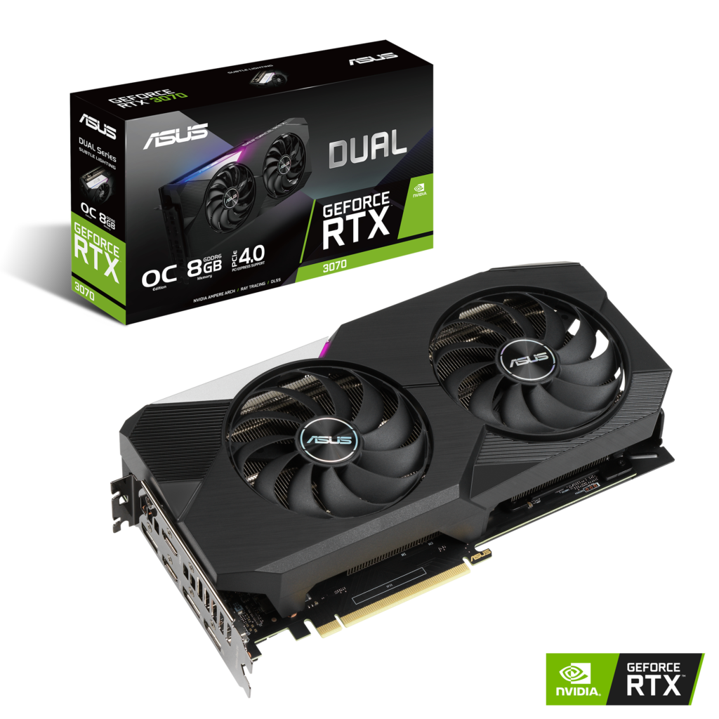 ASUS GeForce RTX 3070 Series GPUs Unveiled; ROG Strix, TUF Gaming and Dual Series Priced From RM2,699 11