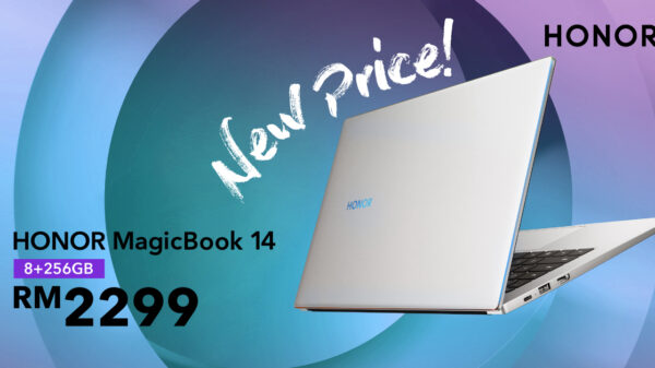 HONOR MagicBook 14 New Price Alert