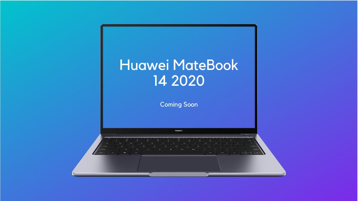 Huawei MateBook 14 2020