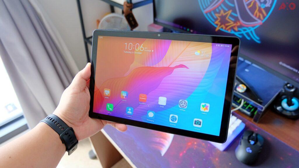 Huawei MatePad T10s Review