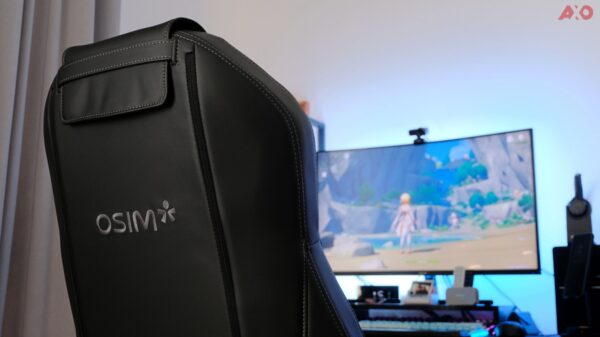 Predator Gaming Chair X OSIM Review