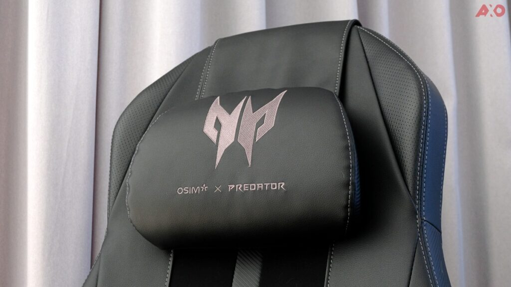 Predator Gaming Chair x OSIM Review: Good Game, Well Pressed 15