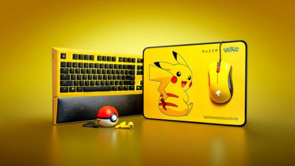 Razer x Pikachu