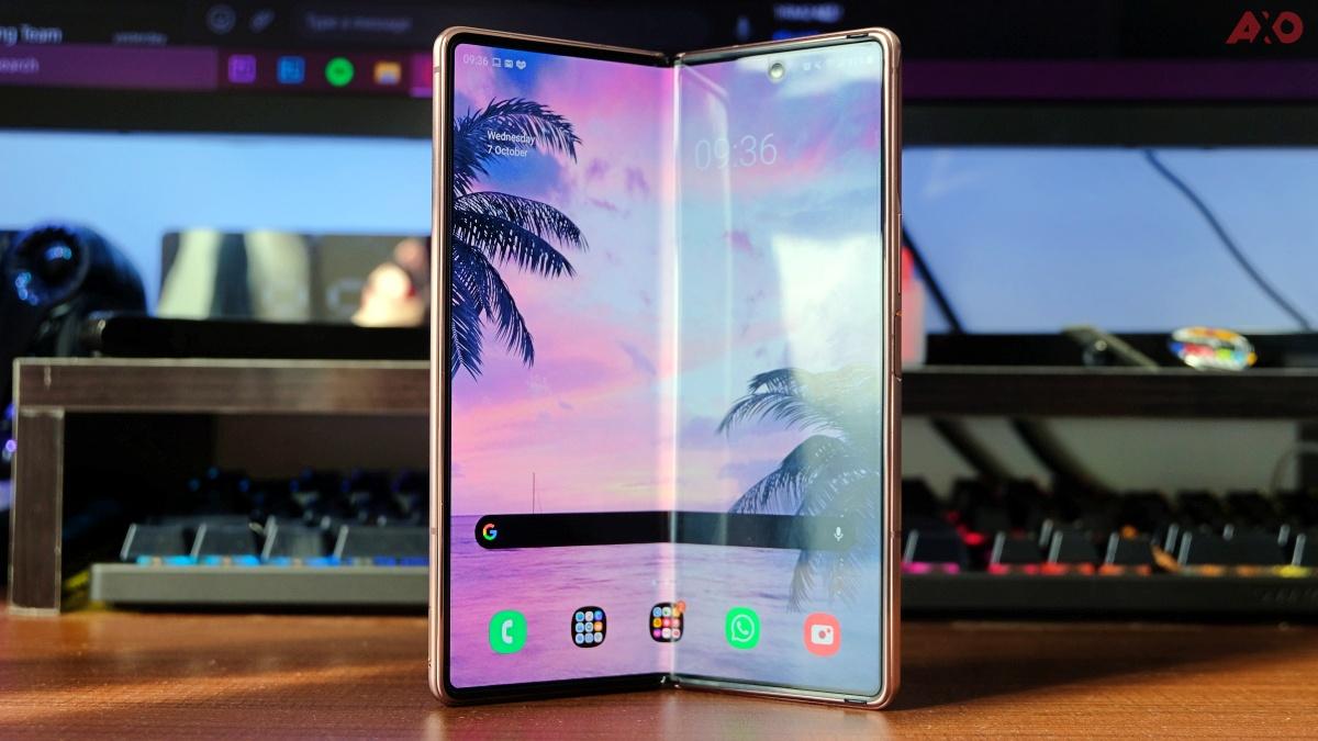 Samsung Galaxy Z Fold2 Galaxy Z Flip