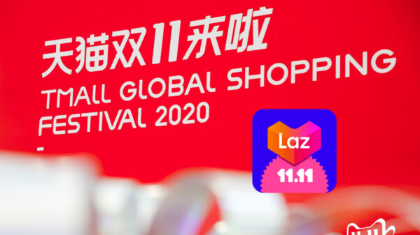 Lazada Wallet Is Now Integrated Into Taobao App Just In Time For 11.11 Shopping 1