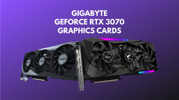 gigabyte geforce rtx 3070 series gpu