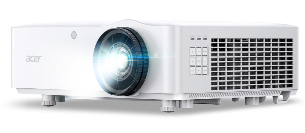 Acer Launches New LED And Laser Projectors For Both Work And Play 12