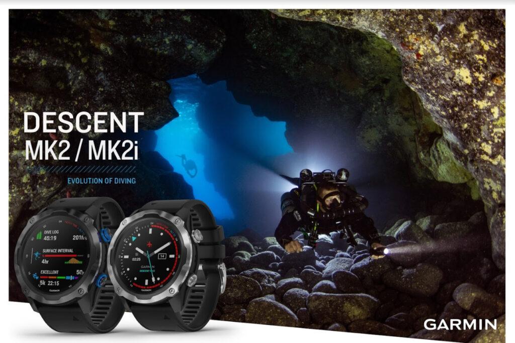 Garmin Descent MK2 Series
