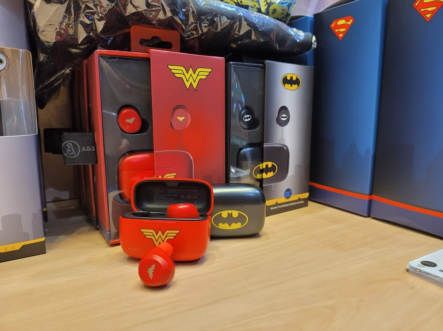 A&S x DC Comics: Limited Edition DC Comics Consumer Electronic Products Debut In Malaysia 7