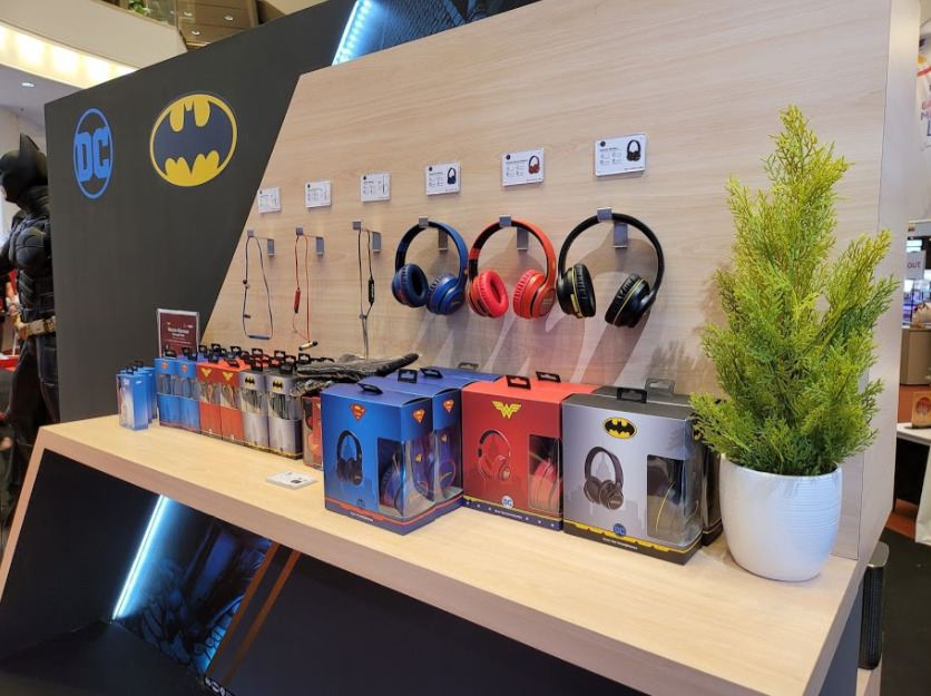 A&S x DC Comics: Limited Edition DC Comics Consumer Electronic Products Debut In Malaysia 9