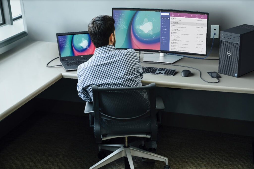Dell Unveils Three New UltraSharp Monitors, A Slim Soundbar, And Meeting Space solutions 7