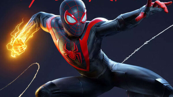Pre-order: Marvel's Spider-Man: Miles Morales For PlayStation 4 Now Available 9