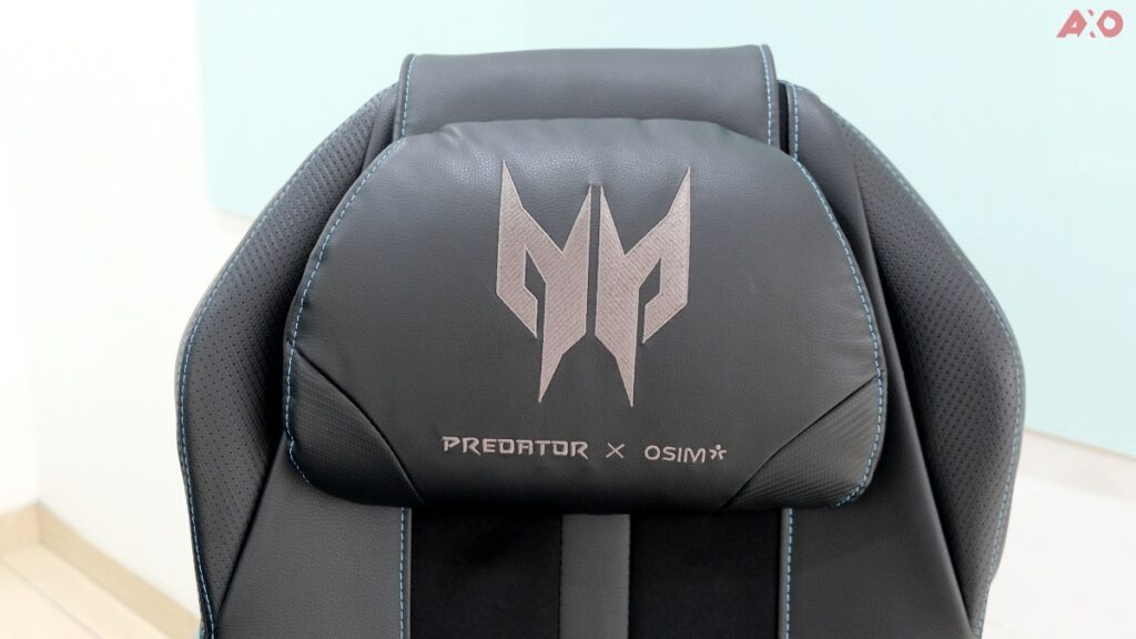 Predator Gaming Chair x OSIM Review: Good Game, Well Pressed 20