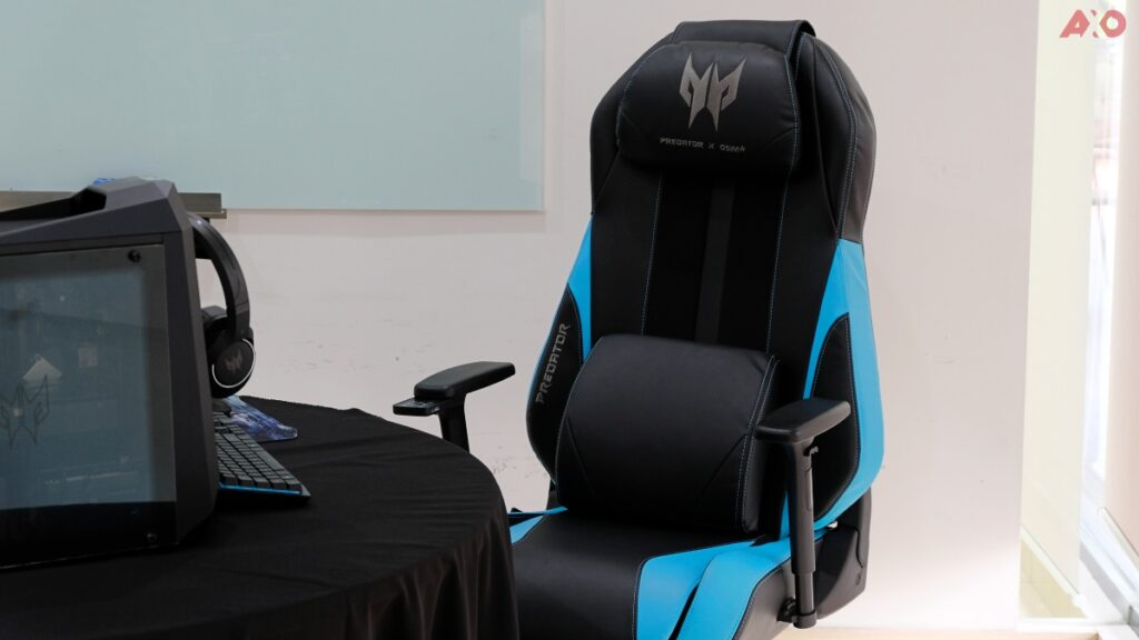 Predator Gaming Chair x OSIM Review: Good Game, Well Pressed 31