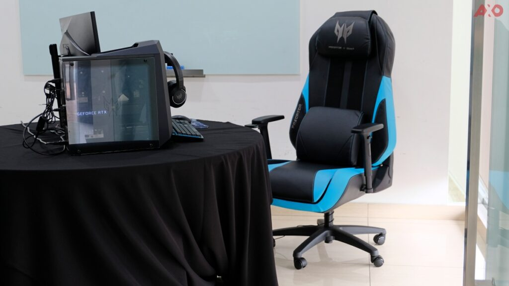 Predator Gaming Chair x OSIM Review: Good Game, Well Pressed 32