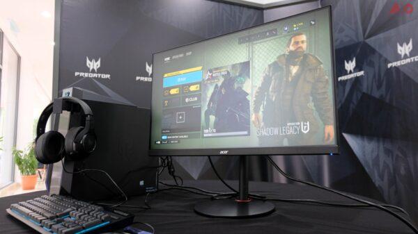 Acer Predator And Nitro Monitors