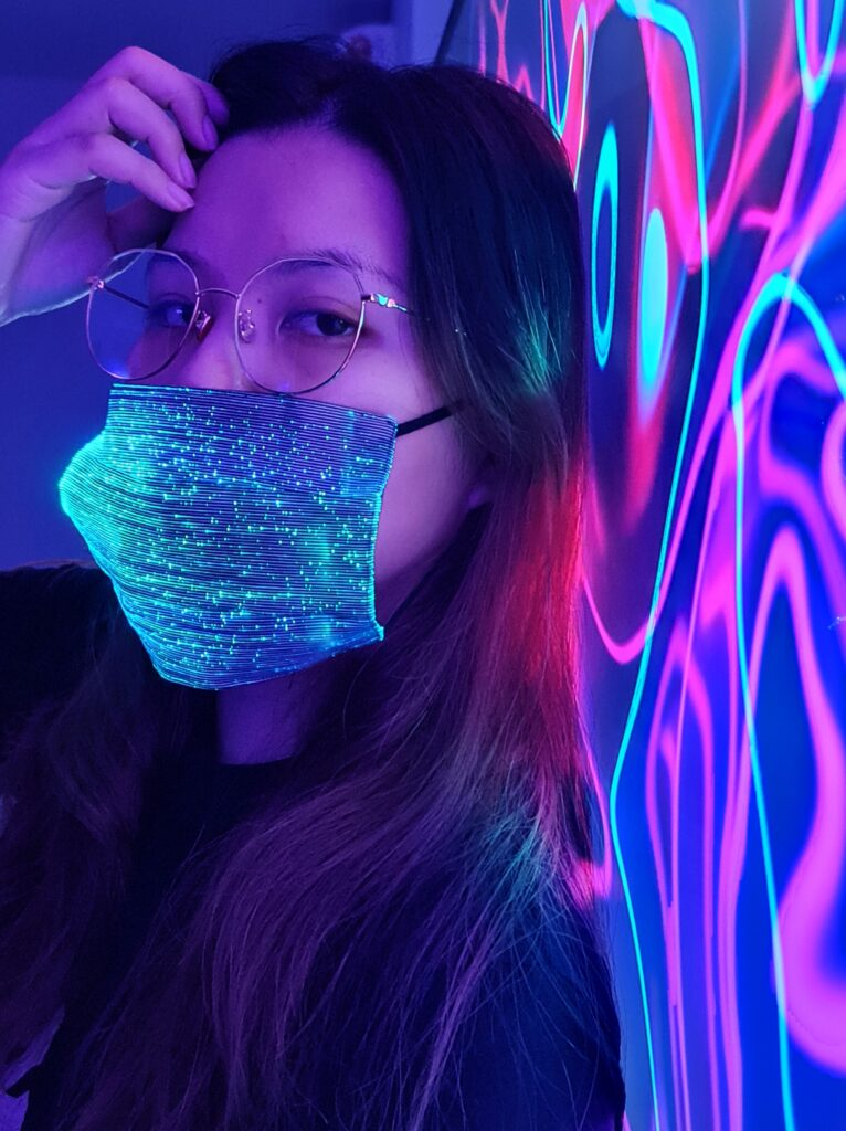 Simple Guide To Create Instagrammable Neon Shots Using Only The Samsung Galaxy Note20 Ultra 5G 13
