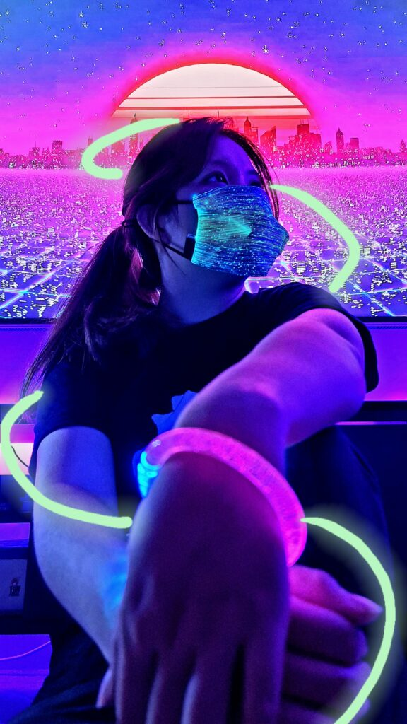 Simple Guide To Create Instagrammable Neon Shots Using Only The Samsung Galaxy Note20 Ultra 5G 19