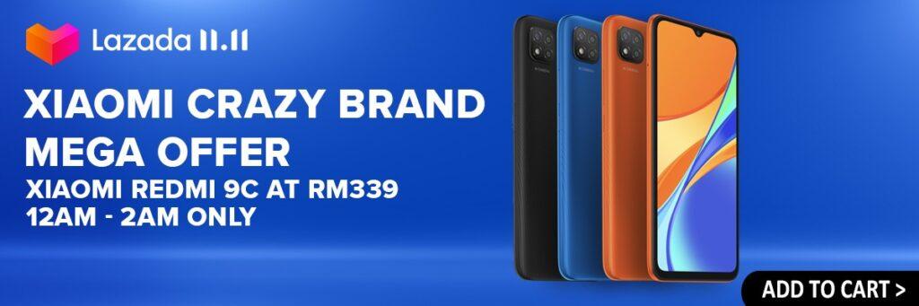Xiaomi Singles Day sales