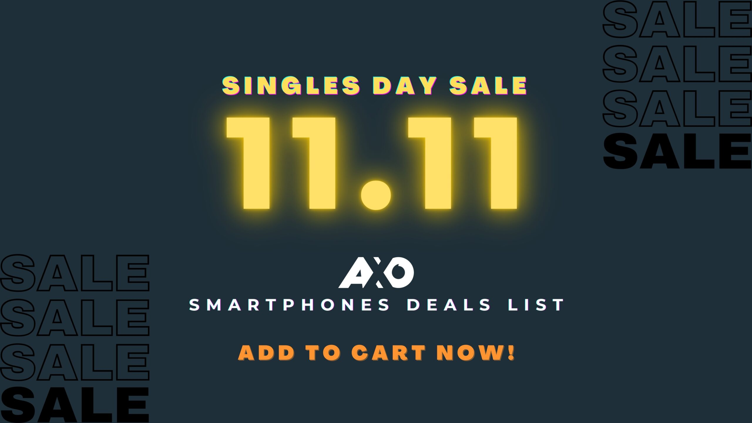 [2020] Singles Day Smartphone Deals this 11.11 Sale! Add To Cart Now! 3