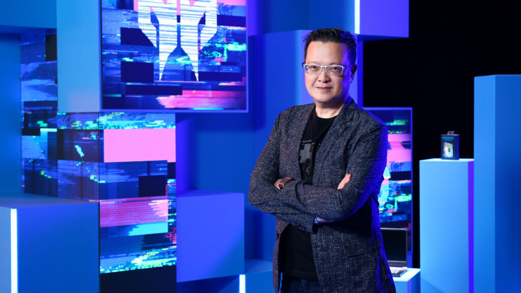 Andrew Hou,PAP President Acer Q3 2020 Perfromance