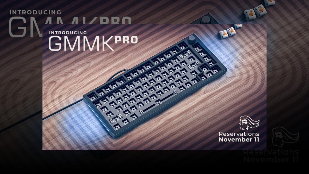 Glorious GMMK Pro