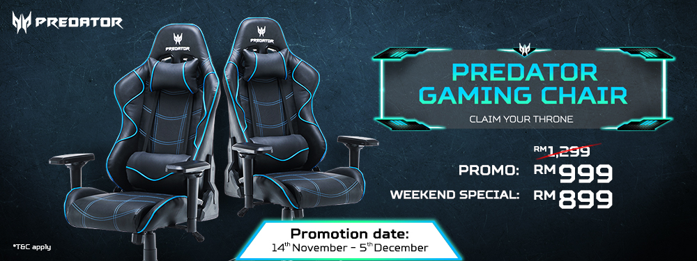 after 5 Gaming League (A5GL) Announced By Acer Malaysia, Offers Corporate professionals And SMEs total prize pool of RM76,000 11