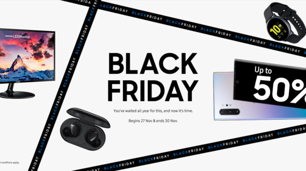 Samsung Black Friday Sale