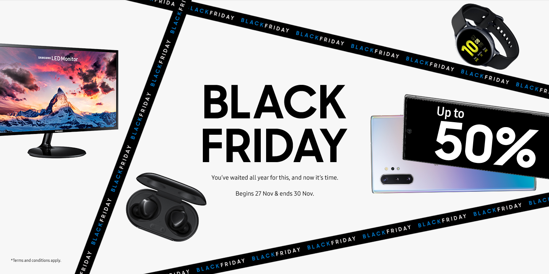 Samsung Black Friday Sale