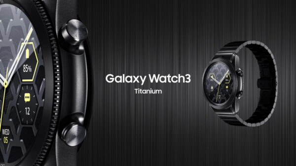 Samsung Galaxy Watch3 Titanium Launched In Malaysia For RM2,499 5