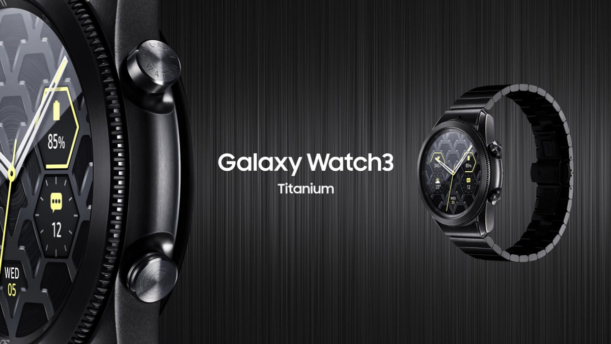 Samsung Galaxy Watch3 Titanium Launched In Malaysia For RM2,499 4