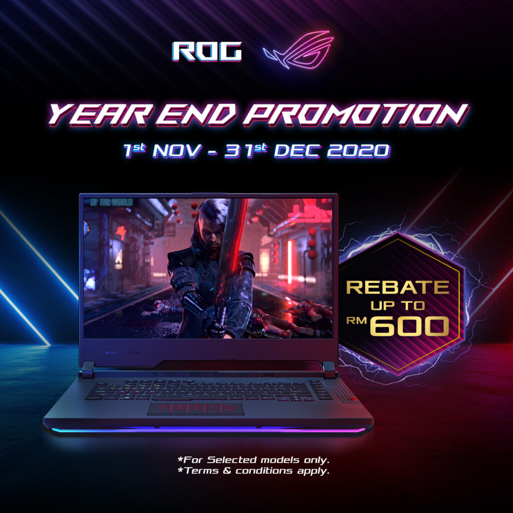 ROG Year End Promo