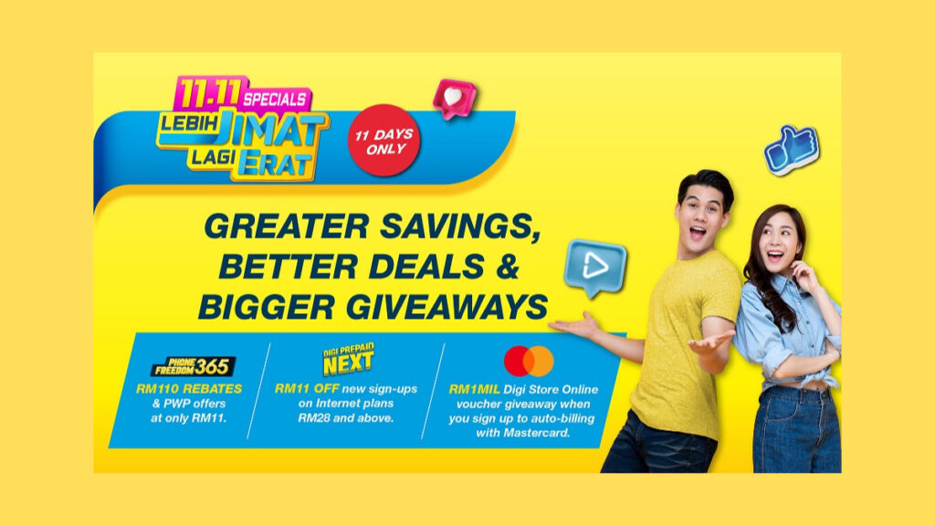Digi 11.11 Online Offers To Help Malaysians Stay Connected While Staying Home 5