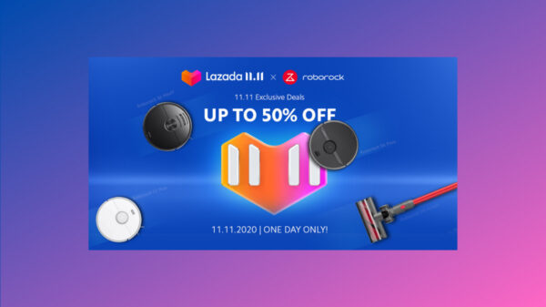 Roborock 11.11 sale Lets You Enjoy Up To RM2,000 Discount On Smart robot Vacuums 24