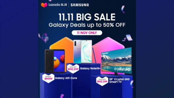 Samsung x Lazada