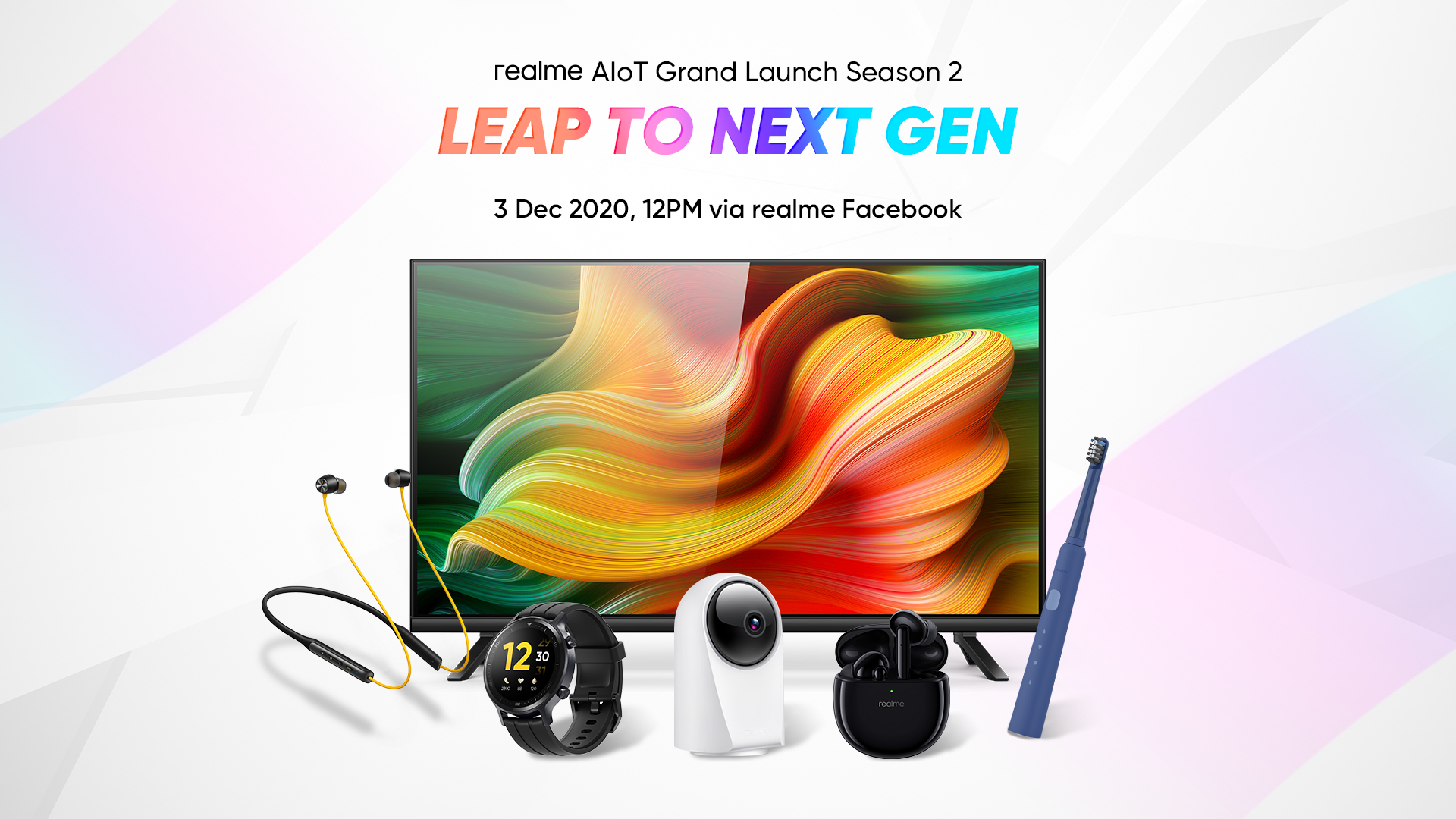 realme Leaps To Next Gen