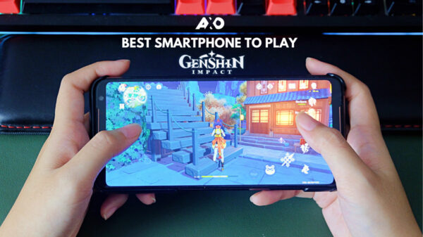 Best Smartphone To Play Genshin Impact With