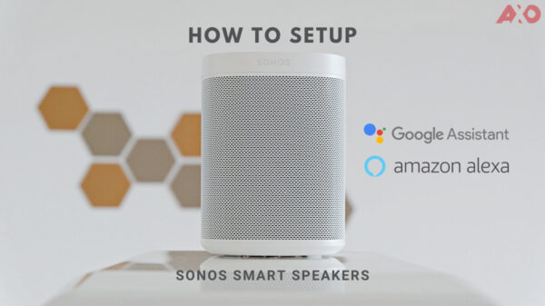 How to Setup Google Assistant and Amazon Alexa on Sonos Smart Speakers