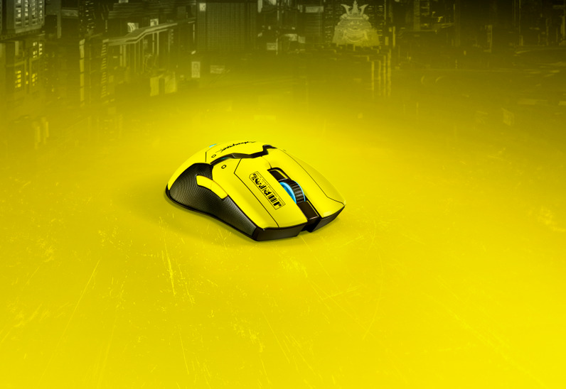 Razer Viper Ultimate Cyberpunk 2077 Edition