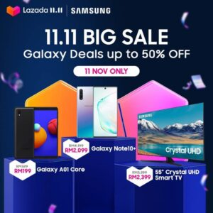 Samsung Singles Day Sale