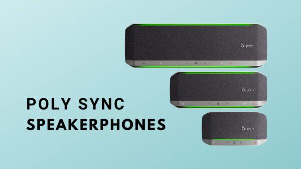 Poly Sync Series Speakerphones