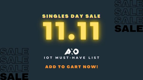 [2020] IOT Worthy Grabs This 11.11 Singles Day sale on Lazada 21