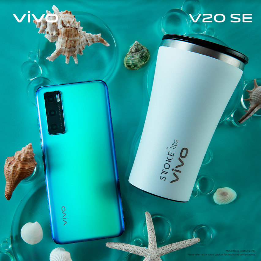 Vivo V20 SE Aquamarine Colour Arrives In Malaysia For RM1,199 11